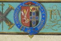 detail from Magdalen College, ms Lat. 223 14v