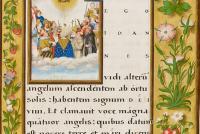 Fig.6b - Epistle Lectionary, Christ Church MS 01, fol.40r