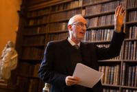 """Prof Carley: """"'The riche Cardinal of Winchester' and his 'gildid' Epistle and Gospel Lectionaries. How far can the material evidence be pushed?"""""""
